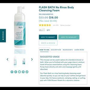 Yuni Flash Bath